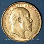 Coins Australie. Edouard VII (1901-1910). Souverain 1910S. Sydney. (PTL 917/1000. 7,99 g)