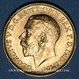 Coins Australie. Georges V (1910-1936). Souverain 1911S. Sydney. (PTL 917/1000. 7,99 g)