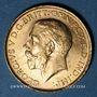 Coins Australie. Georges V (1910-1936). Souverain 1914 P. Perth. (PTL 917‰. 7,99 g)