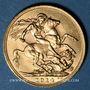 Coins Australie. Georges V (1910-1936). Souverain 1914P. Perth. (PTL 917/1000. 7,99 g)