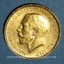 Coins Australie. Georges V (1910-1936). Souverain 1919 P. Perth. (PTL 917‰. 7,99 g)