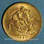Coins Australie. Georges V (1910-1936). Souverain 1931 P. Perth. (PTL 917‰. 7,99 g)