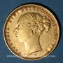 Coins Australie. Victoria (1837-1901). Souverain 1881S. Sydney. (PTL 917‰. 7,99 g)