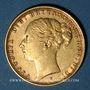 Coins Australie. Victoria (1837-1901). Souverain 1881S. Sydney. (PTL 917/1000. 7,99 g)