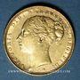Coins Australie. Victoria (1837-1901). Souverain 1886 M. Melbourne. (PTL 917‰. 7,99 g)