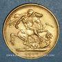 Coins Australie. Victoria (1837-1901). Souverain 1888 S. Sydney. (PTL 917/1000. 7,99 g)