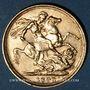 Coins Australie. Victoria (1837-1901). Souverain 1889 S. Sydney. (PTL 917/1000. 7,99 g)