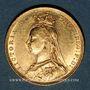 Coins Australie. Victoria (1837-1901). Souverain 1891 M. Melbourne. (PTL 917/1000. 7,99 g)