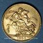 Coins Australie. Victoria (1837-1901). Souverain 1896S. Sydney. 917 /1000. 7,99 gr