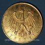 Coins Autriche. 1ère République (1918-1938). 100 schilling 1934. (PTL 900‰. 23,52 g)