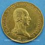 Coins Autriche. Evêché de Salzbourg. Ferdinand (1803-1805). 1 ducat 1806M