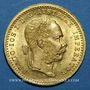 Coins Autriche. François Joseph (1848-1916). 1 ducat 1899. (PTL 986‰. 3,49 g)