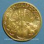 Coins Autriche. République. 100 euro 2003 Philarmonique. (PTL 999,9/1000. 31,12 g)