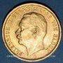 Coins Bade. Frédéric II (1907-1918). 20 mark 1911G. (PTL 900/1000. 7,96 g)