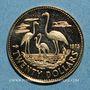 Coins Bahamas. 20 dollars 1973. (PTL 585/1000. 2,90 g)