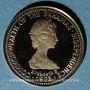 Coins Bahamas. Elisabeth II. 20 dollars 1973. (PTL 585‰. 2,90 g)