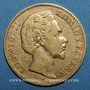 Coins Bavière. Louis II (1864-1886). 10 mark 1872 D. (PTL 900‰. 3,98 g)