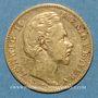 Coins Bavière. Louis II (1864-1886). 10 mark 1881D. (PTL 900/1000. 3,98 g)