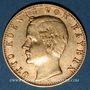 Coins Bavière. Otto (1886-1913). 10 mark 1888D. (PTL 900/1000. 3,98 g)