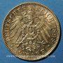 Coins Bavière. Otto (1886-1913). 10 mark 1898 D.  (PTL 900‰. 3,98 g)