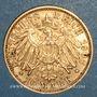 Coins Bavière. Otto (1886-1913). 10 mark 1907D. (PTL 900/1000. 3,98 g)