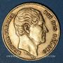 Coins Belgique. Léopold I (1831-1865). 20 francs 1865. (PTL 900/1000. 6,45 g)