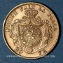 Coins Belgique. Léopold II (1865-1909). 20 francs 1870. (PTL 900‰. 6,45 g)