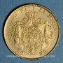 Coins Belgique. Léopold II (1865-1909). 20 francs 1876. Position A. (PTL 900‰. 6,45 g)