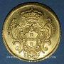 Coins Brésil. Marie I (1786-1816). 6400 reis 1796R. Rio. 917 /1000. 14,34 g