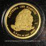 Coins Cameroun. République. 1500 francs CFA 2011 (PTL 999‰. 0,5 g)