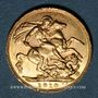 Coins Canada. Edouard VII (1901-1910). Souverain 1910C. Ottawa. (PTL 917‰. 7,99 g)