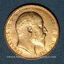 Coins Canada. Edouard VII (1901-1910). Souverain 1910C. Ottawa. (PTL 917/1000. 7,99 g)