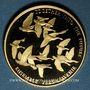 Coins Canada. Elisabeth II (1952- ). 100 dollars 1978. Unification du Canada. (PTL 917‰. 16,97 g)