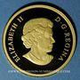 Coins Canada. Elisabeth II (1952- /). 200 dollars 2017. Alexandre Mackenzie. (PTL 999,9/1000. 15,43 g)