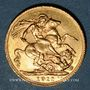 Coins Canada. Georges V (1910-1936). Souverain 1911C. Ottawa. (PTL 917/1000. 7,99 g)