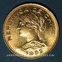 Coins Chili. République. 100 pesos 1952. (PTL 900/1000. 20,34 g)