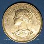 Coins Chili. République. 50 pesos 1965. (PTL 900/1000. 10,17 g)