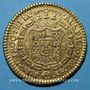 Coins Colombie. Charles III (1759-1788). 2 escudos 1783P-SF