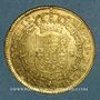Coins Colombie. Charles IV (1788-1808). 8 escudos 1793 P-JF. Popayan (PTL 875/1000.  27,07 g)