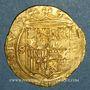Coins Espagne. Charles I et Jeanne (1516-1555). Escudo n.d. Séville