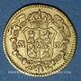 Coins Espagne. Charles III (1759-1788). 1/2 escudo 1783M-JD. Madrid