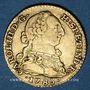 Coins Espagne. Charles III (1759-1788). 1 escudo 1785DV /JD. Madrid