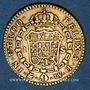 Coins Espagne. Charles III (1759-1788). 1 escudo 1787DV. Madrid