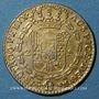 Coins Espagne. Charles IV (1788-1808). 2 escudos 1798FM. Faux d'époque en platine