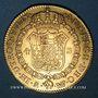 Coins Espagne. Charles IV (1788-1808). 4 escudos 1792M MF. Madrid
