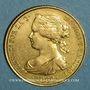 Coins Espagne. Isabelle II (1833-1868). 100 reales 1860. Madrid. (PTL 900/‰. 8,34 g)