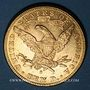 Coins Etats Unis. 10 dollars 1888S. San Francisco. (PTL 900/1000. 16,71 g)