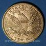 Coins Etats Unis. 10 dollars 1892. (PTL 900‰. 16,71 g)
