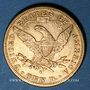 Coins Etats Unis. 10 dollars 1896S. San Francisco. (PTL 900/1000. 16,71 g)