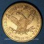 Coins Etats Unis. 10 dollars 1901 S. San Francisco. (PTL 900‰. 16,71 g)